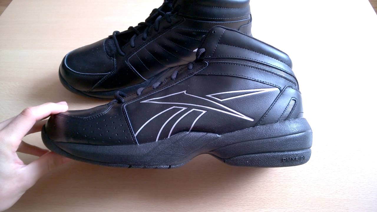 Unboxing butów  shoes Reebok Buckets VIII V46758 - YouTube 7bc04ef16
