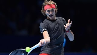 Hot Shot: Zverev Overpowers Djokovic To Earn Break At The Nitto ATP Finals 2018