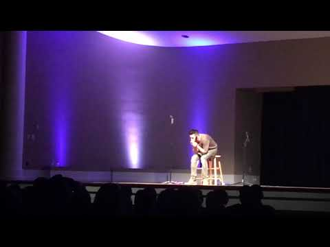 Loudest sneeze ever at John crist live comedy event!