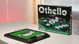 Othello Tutorial with World Champ