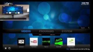 Apple TV 3 & XBMC replace Cable Box (W/ mavericks & Airplay)