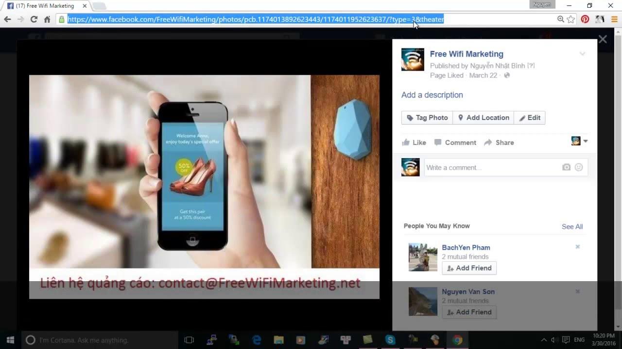 Giải pháp WIFI marketing quảng cáo từ cửa hàng và quán cafe nhỏ đến khách sạn lớn