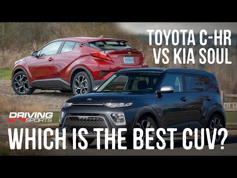 2020 Kia Soul vs 2019 Toyota C-HR - Which is best?