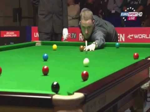 Stephen Hendry - Top 10 Shots