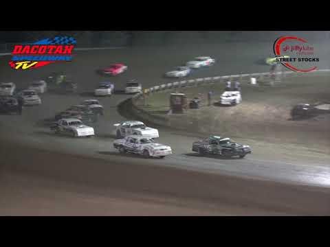 Dacotah Speedway   WISSOTA Street Stocks   8-16-19