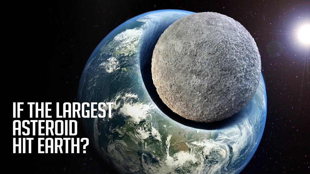 Asteroid Raksasa Hampir Dua Kali Ukuran Gedung Empire State Terbang Melewati Bumi Hari Ini