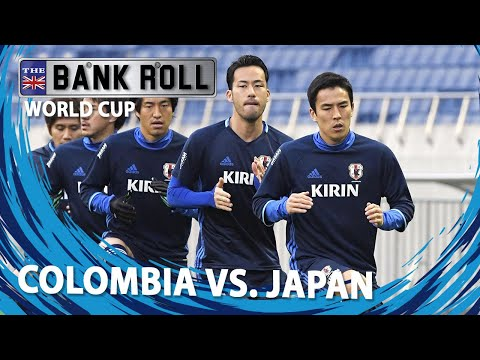 Colombia vs Japan | World Cup 2018 | Match Predictions