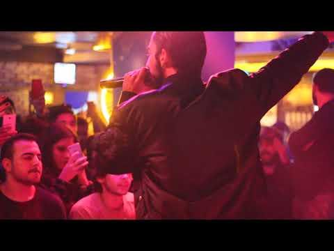 Gazapizm - Heyecanı Yok Canlı (ADANA) Bulls Eye 24.11.2017