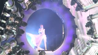 Милен Фармер концерт в Москве 1 ноября 1 песня HD