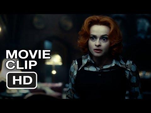 Dark Shadows Movie   A Vampire! 2012 Johnny Depp, Tim Burton Movie HD