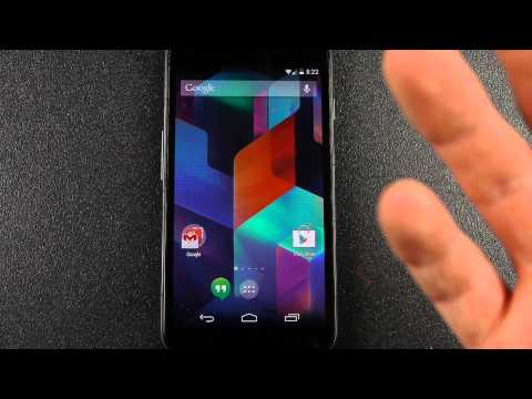 Review: Samsung Galaxy Nexus Android 4.4 KitKat