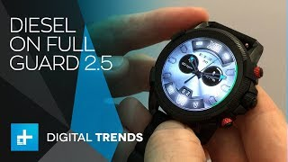 Diesel On Full Guard 2.5 - Hands On at IFA 2018