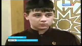 Хамзат Кадыров. День рождения..wmv