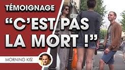 """""""C'est pas la mort!"""" - Témoignage de Josselyn, 22 ans, Caen"""