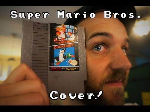 Super Mario Bros. Theme - Harmonica Cover