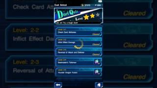 DUEL QUIZ Lv 2-4 Sealmaster's Talisman DONE | Yu-Gi-Oh! DUEL LINKS GAMEPLAY #3