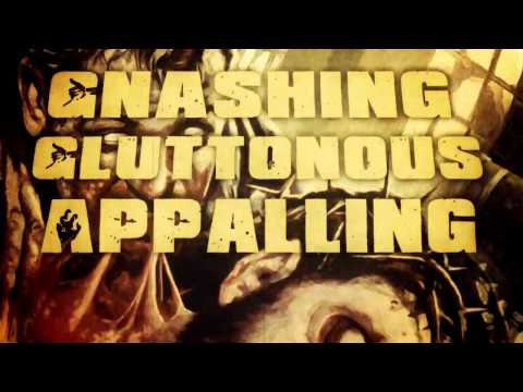 ABORTED - Vermicular, Obscene, Obese (OFFICIAL LYRIC VIDEO)