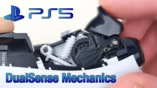 PS5 Adaptive Trigger Live Mechanics in Game - Full Teardown