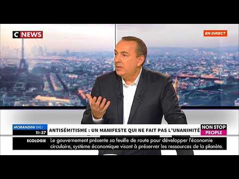 CNews   Morandini Live changer le coran