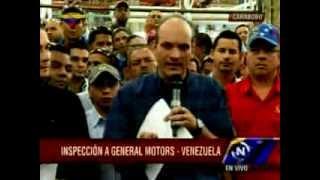 Ricardo Menéndez en General Motors Venezuela