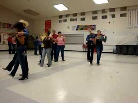 Wooden Nickel ( Couples Dance )  Walkthrough