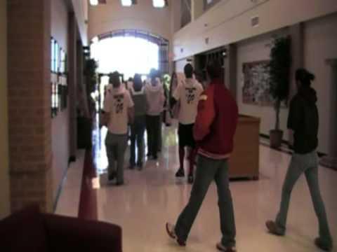 Cabot High School Drumline (part 1)