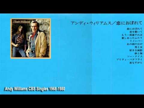 andy williams-23 CBS singles 1967-18-1980