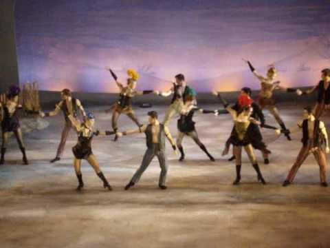Louise's Ballet : Point Park University's Carousel