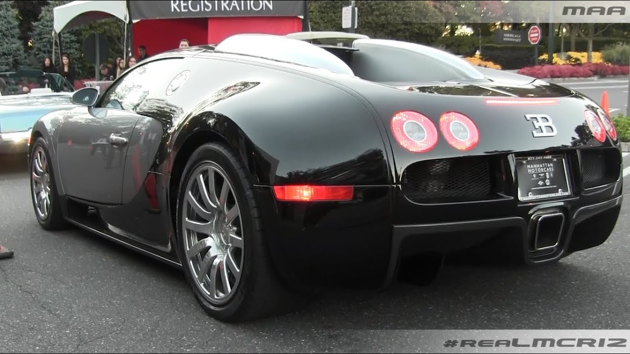 2008 bugatti veyron arrival youtube. Black Bedroom Furniture Sets. Home Design Ideas