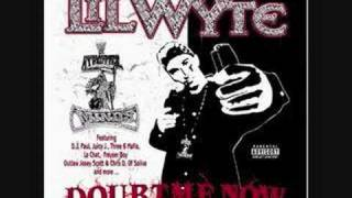 Lil Wyte - Oxycotton (Chopped And Screwed)