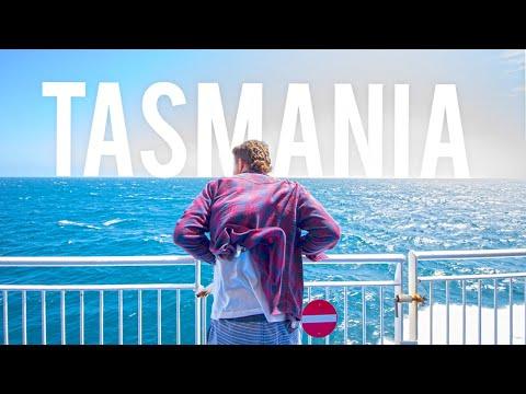WE WENT TO TASMANIA! | Spirit Of Tasmania | Devonport Nightlife | Channel Update!