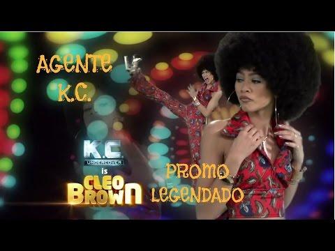 Agente K.C.   The Legend Bad, Bad Cleo Brown   Promo