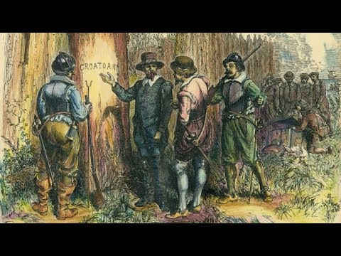 The Mystery Of The Lost Colony Of Roanoke Staring Into The Abyss