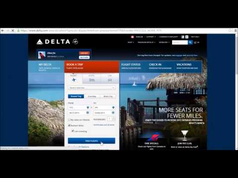 How to Redeem Delta SkyMiles Rewards