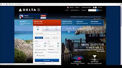 How to Redeem Delta SkyMiles Rewards