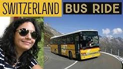 Switzerland Bus Ride l A small trip in Interlaken