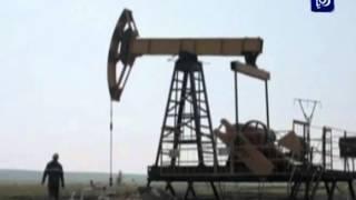 انخفاض أسعار النفط الى 37.1 دولار للبرميل