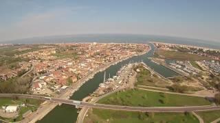 PORTO GARIBALDI porto canale 28 03 2017