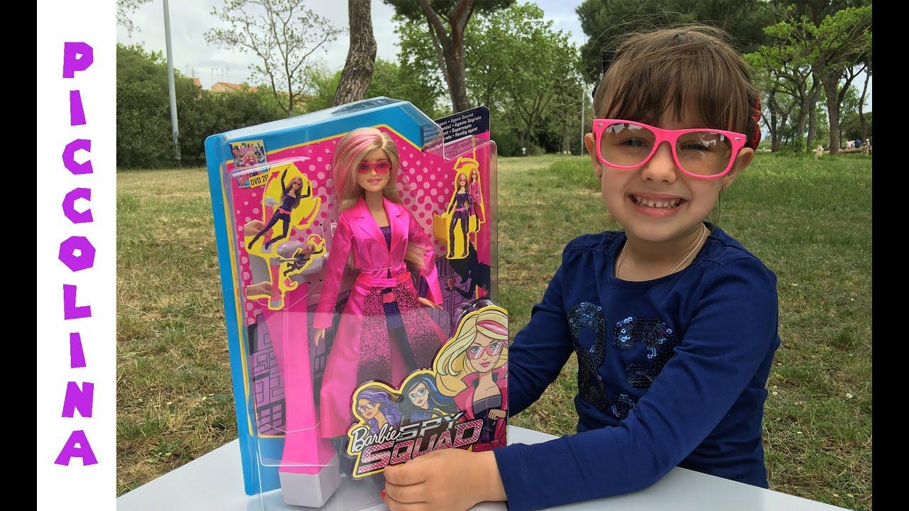 Обзор куклы Барби и команда шпионов - Барби. Review Barbie ...