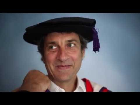 Renowned naval architect and yacht designer, Guillaume Verdier, awarded honorary degree