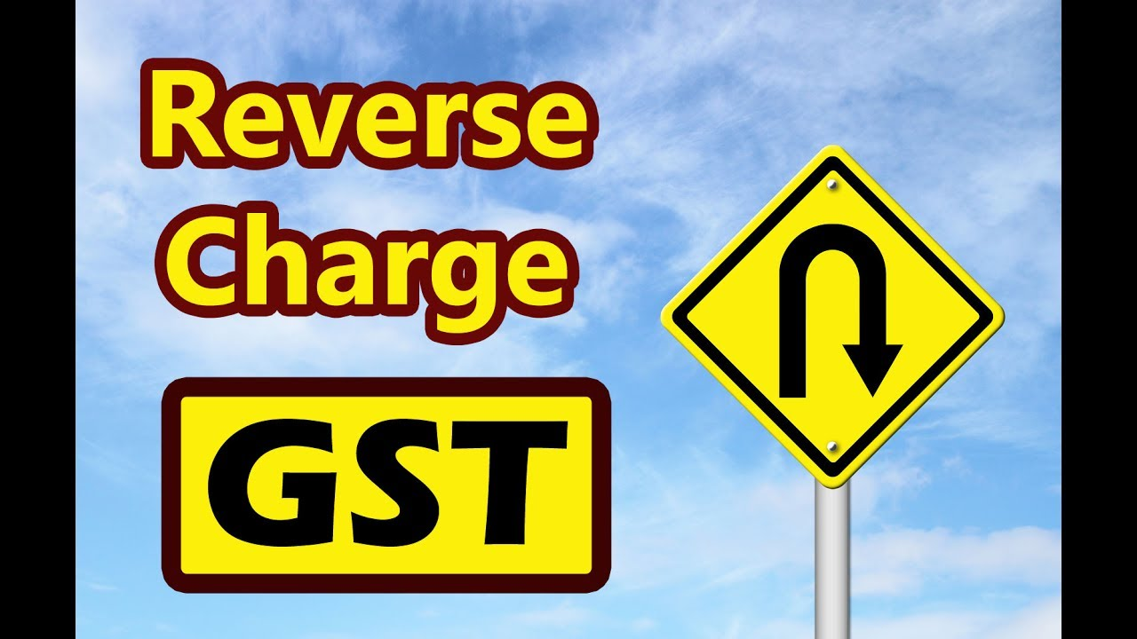 Reverse Charge Entries Under Gst Purchase From Unregistered