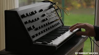 Korg MS20 Mini ambient composition by DreamsOfWires