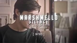 Silence - Marshmello