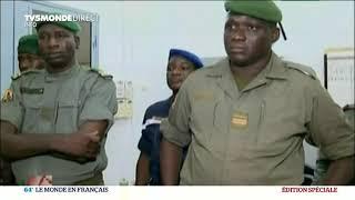 Mali : Le président IBK démissionne après un putsch