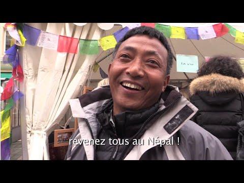 Le Grand Bivouac réunit le collectif Savoie Népal
