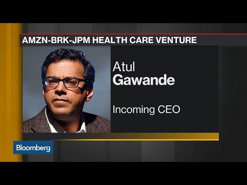 Amazon-Berkshire-JPMorgan Target Health Care Middlemen to Lower Costs Mp3