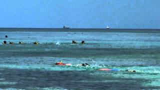 Mexico - Akumal Beach and bay