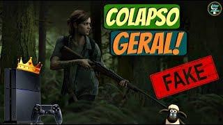 THE LAST OF US 2 causou um COLAPSO no mundo dos GAMES!