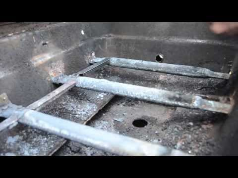 Gas Grill Repair – Replace the Carryover Tube