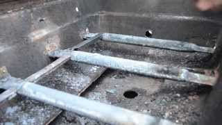 Gas Grill Repair - Replace The Carryover Tube